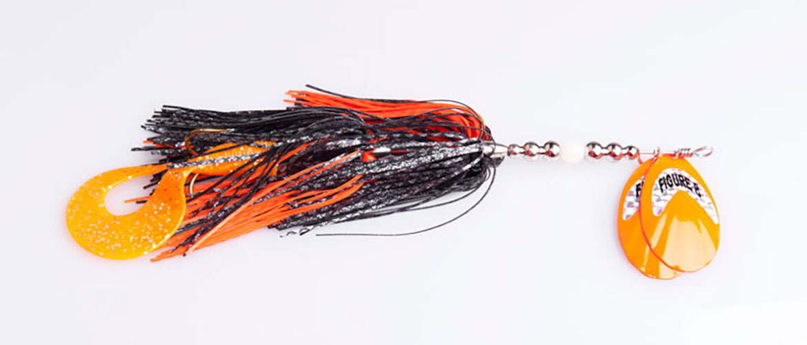 Big Daddy 102 Orange/Black